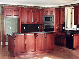 Jackson cabinet company products for Kitchen cabinets jackson